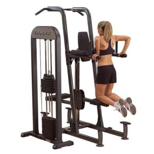 Vertical Pulls Workout for Back and Biceps