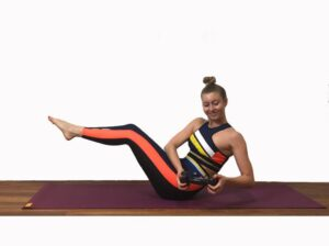 Russian Twists Workout that Lose Belly fat Fast