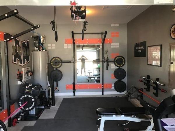 Garage gym ideas - 10 home garage essential Equipment's