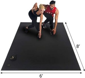 Home garage Exercise Mat