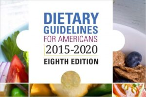 Dietary Guideline For American