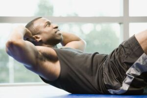Sit-ups Last Longer Exercise