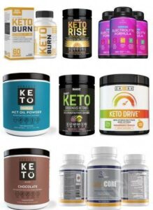 side effects of keto supplements