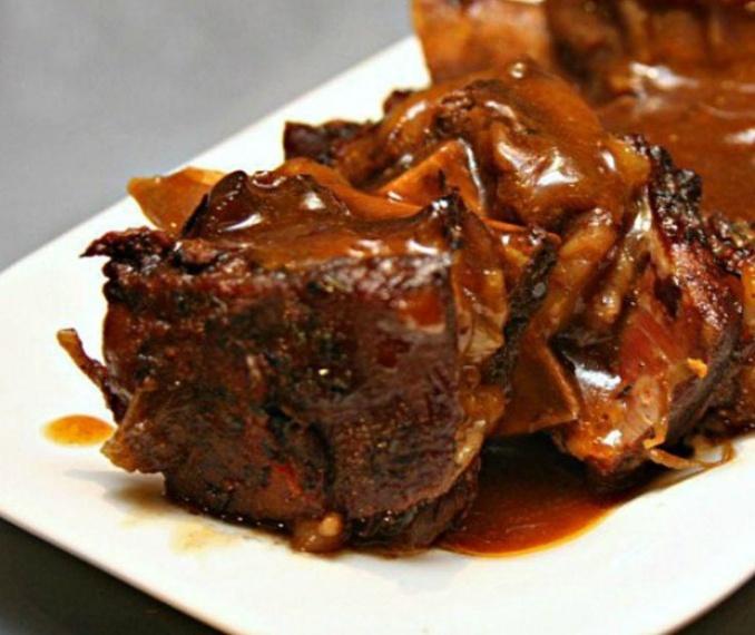 ribs in crock pot recipe