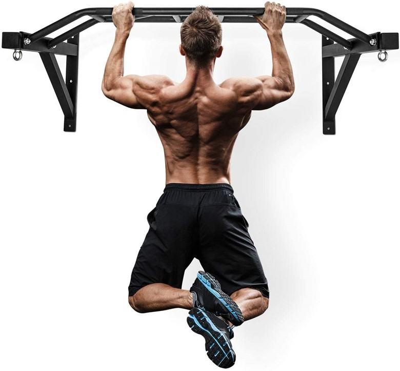 Pull-ups Best Back Workout Routine
