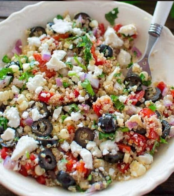 Quinoa for lose Fat and Gain Muscle