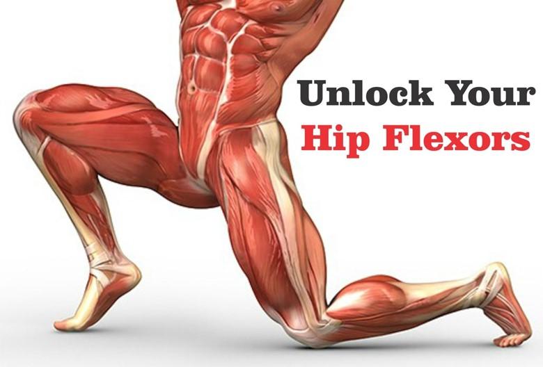 Unlock Tight Hip Flexor Stretches