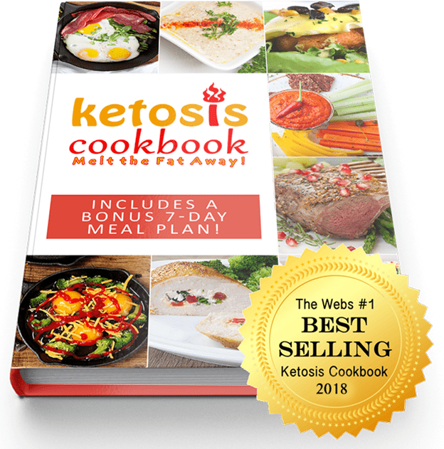 Keto Desserts, Keto Slow Cook Meals, 12 Week Meal Plan and The Ultimate Guide to the Ketogenic Diet