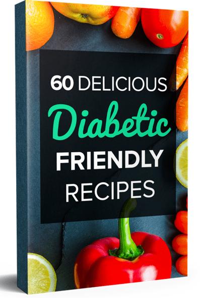 60 Delicious Diabetic-Friendly Recipes Cookbook