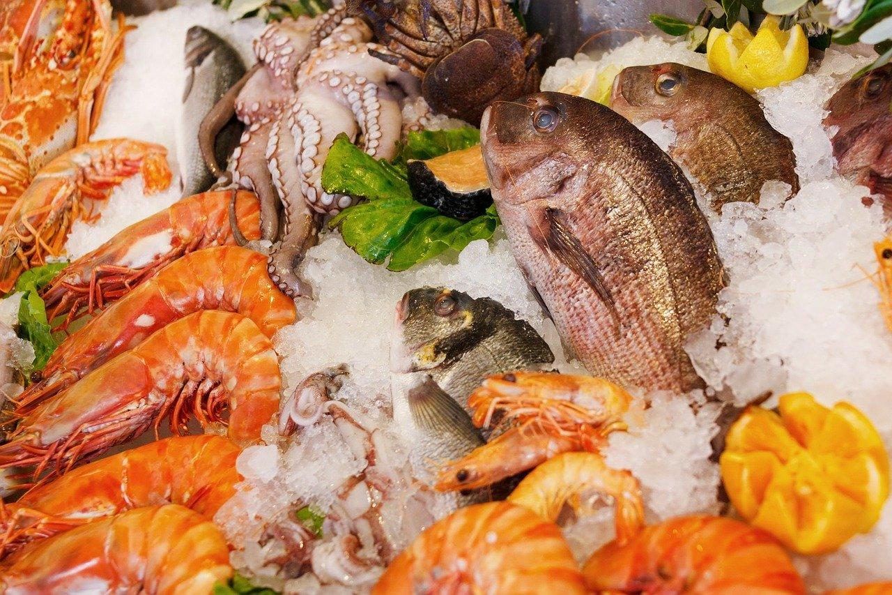 eat Seafood on keto diet