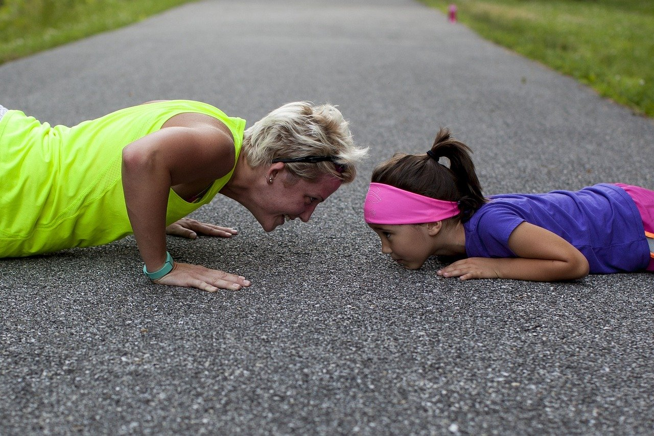 push ups to lose weight without dieting