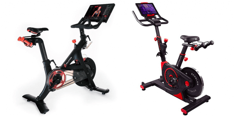 Echelon vs Peloton Comparison