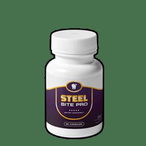 Steel Bite Pro bottle