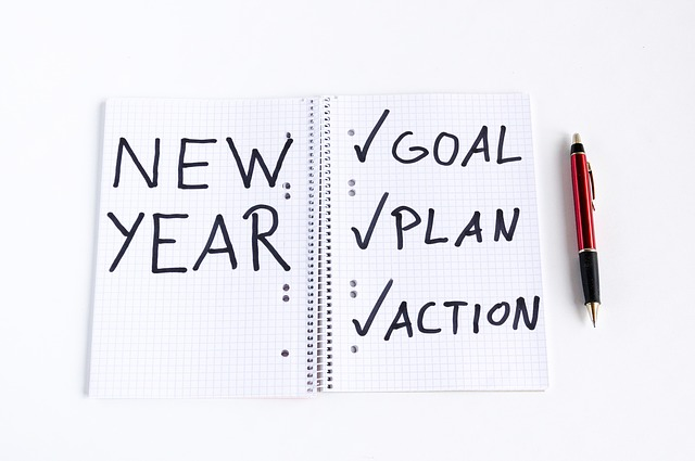 How to make New Year's Resolutions work for you