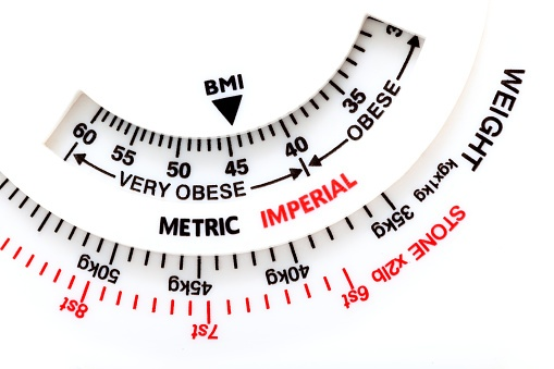 Calculate your body mass index (BMI