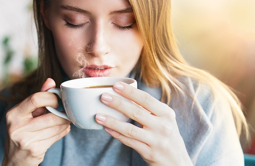 Drink coffee To Lose Side Fat and Belly Fat
