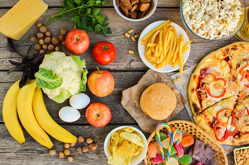 Eat Fiber-Rich Foods to lose weight