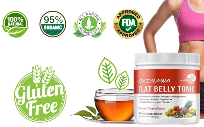 Is Okinawa Flat belly tonic FDA approved, Safe, and Legit or a Scam: